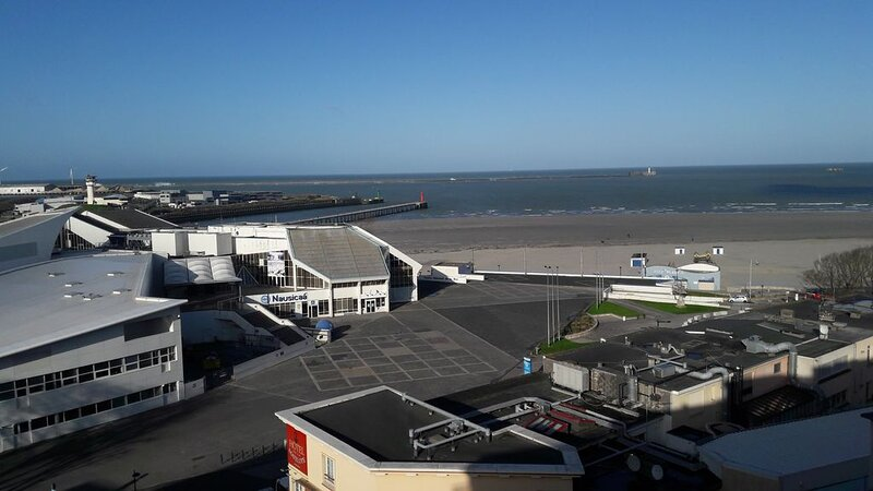 APPARTEMENT BOULOGNE SUR MER / 2 CHAMBRES / PARKING / WIFI, holiday rental in Saint-Leonard