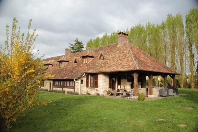 Très belle longère  forêt de Rambouillet, holiday rental in Septeuil