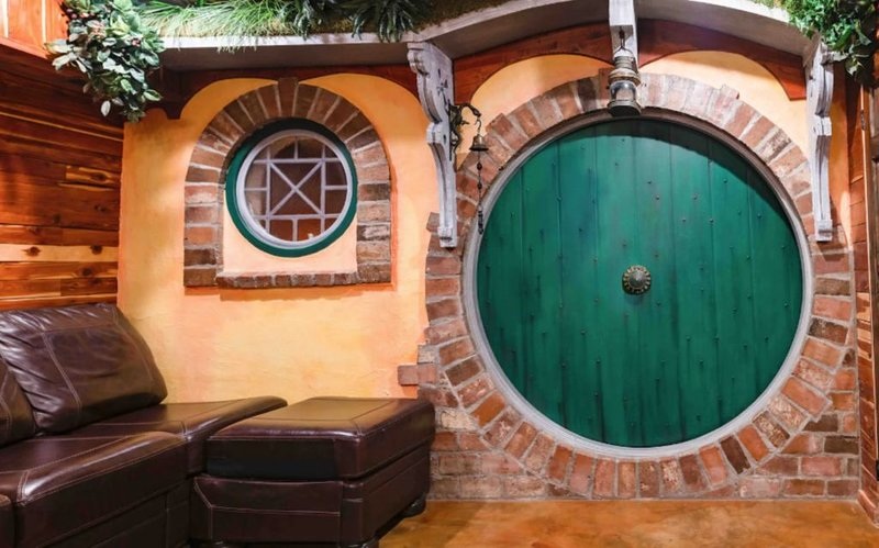 The Hobbit House Of Russellville, holiday rental in Russellville