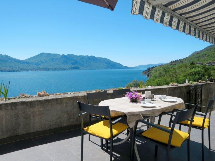 Apartment Casa della Nonna  in CANNERO RIVIERA (VB), Lago Maggiore - Lake Orta, holiday rental in Barbe Superiore