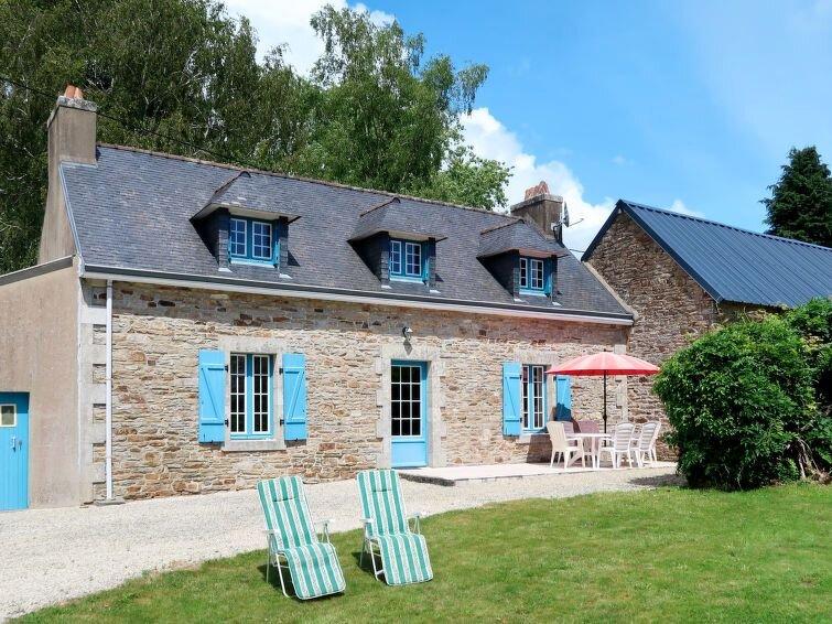 Ferienhaus Ker Glaz (LFF105) in La-Forêt-Fouesnant - 5 Personen, 3 Schlafzimmer, casa vacanza a La Foret-Fouesnant