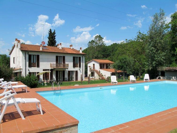 Ferienhaus Podere Ritali (CVC120) in Civitella in val di Chiana - 25 Personen, 1, vacation rental in Pieve A Maiano