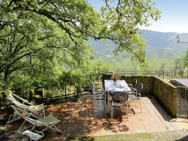 Ferienhaus Capella (SPC151) in San Polo in Chianti - 4 Personen, 2 Schlafzimmer, casa vacanza a San Polo in Chianti