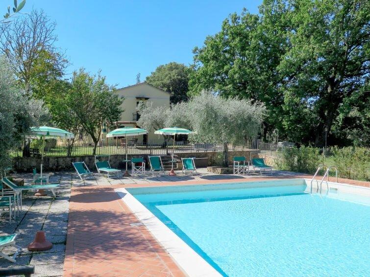 Ferienwohnung Il Montaleo (CMT 224) in Casale Marittimo - 6 Personen, 2 Schlafzi, Ferienwohnung in Casale Marittimo