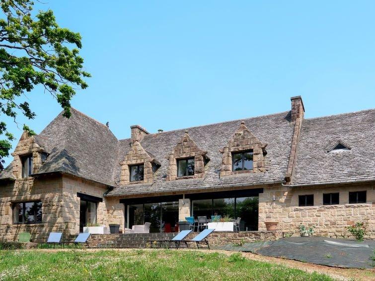 Ferienhaus La Boissière (MLX200) in Morlaix - 8 Personen, 4 Schlafzimmer, vakantiewoning in Taule