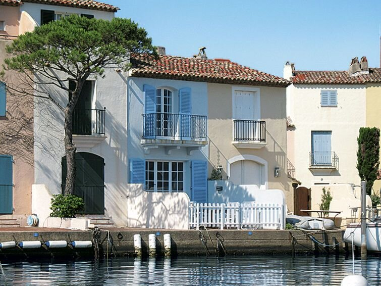 Ferienhaus Capri (POG125) in Port Grimaud - 4 Personen, 2 Schlafzimmer, vacation rental in Port Grimaud