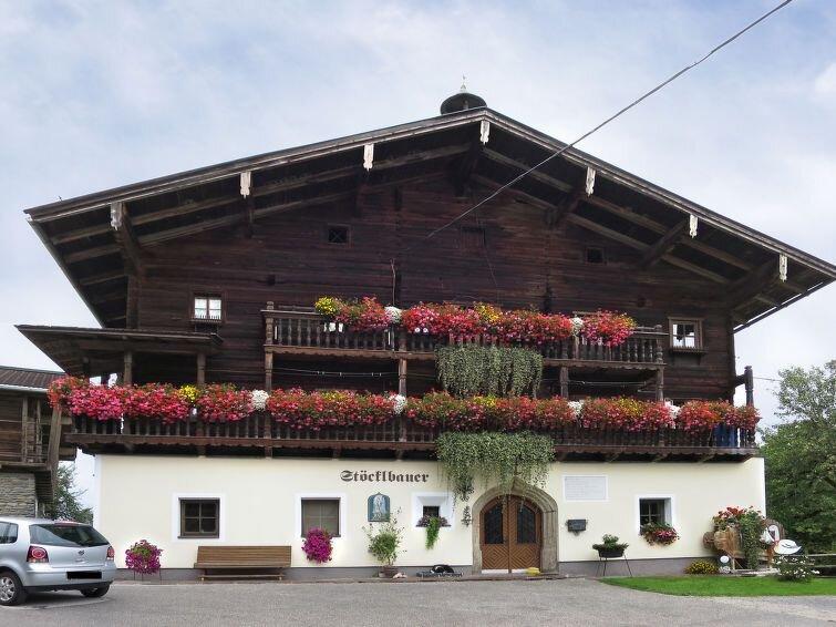 Ferienwohnung Stöcklgut (NIL131) in Niedernsill - 8 Personen, 2 Schlafzimmer, holiday rental in Enzingerboden