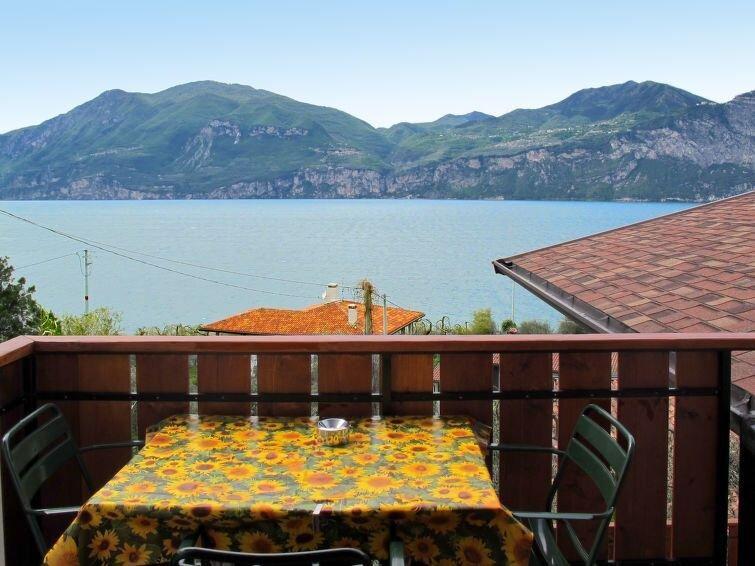 Ferienwohnung Delvai (BRZ125) in Brenzone - 2 Personen, 1 Schlafzimmer – semesterbostad i Brenzone sul Garda