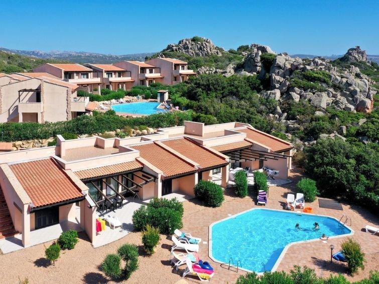 Ferienhaus Villa 10 (CPA140) in Costa Paradiso - 8 Personen, 3 Schlafzimmer, alquiler vacacional en Trinita d'Agultu e Vignola