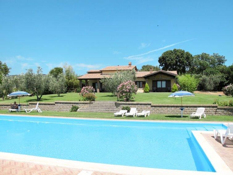 Ferienwohnung L'Orto e le Rose (BOL328) in Lago di Bolsena - 7 Personen, 3 Schla, vacation rental in San Lorenzo Nuovo