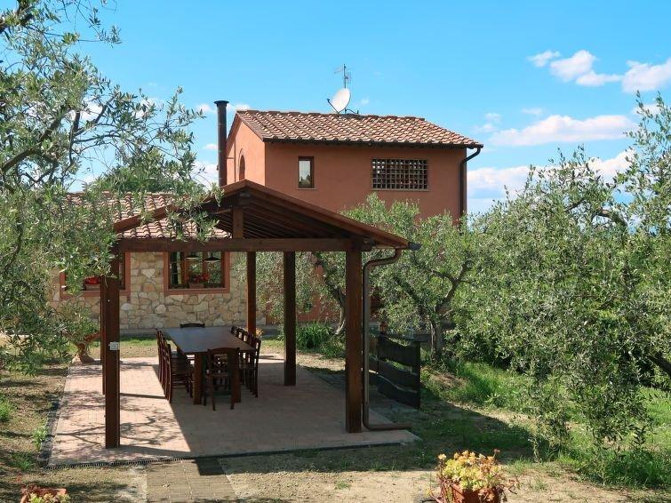 Ferienhaus La Beccaccia (SMN185) in San Miniato - 12 Personen, 5 Schlafzimmer, vakantiewoning in San Miniato