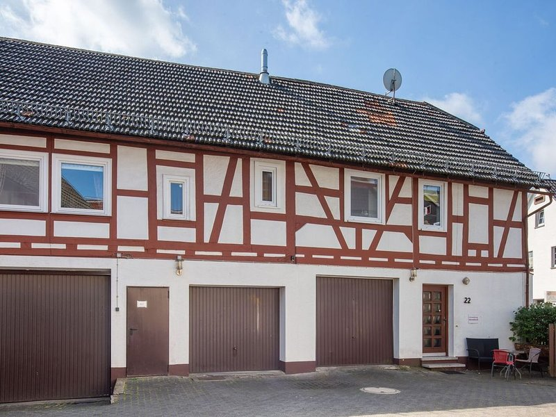 Holiday home in the old town centre of Battenberg in the beautiful Ederbergland., location de vacances à Dautphetal