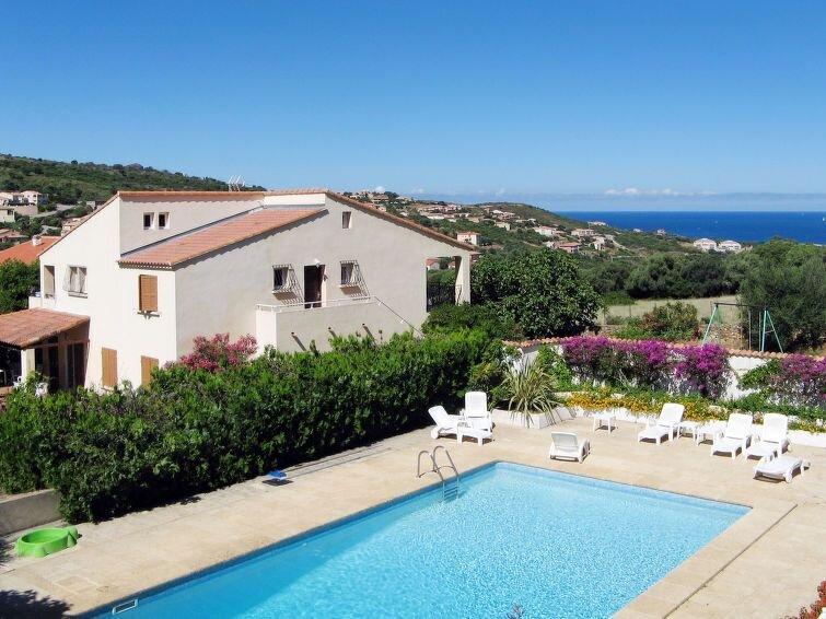 Ferienwohnung Marie Diane (PRP130) in Propriano - 4 Personen, 1 Schlafzimmer, location de vacances à Viggianello