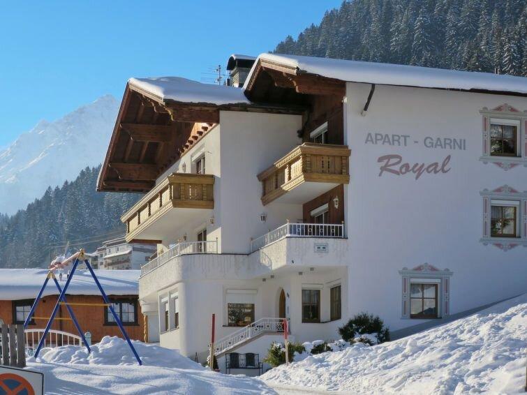 Ferienwohnung Apart Garni Royal (KPL136) in Kappl - 6 Personen, 3 Schlafzimmer, location de vacances à Ulmich