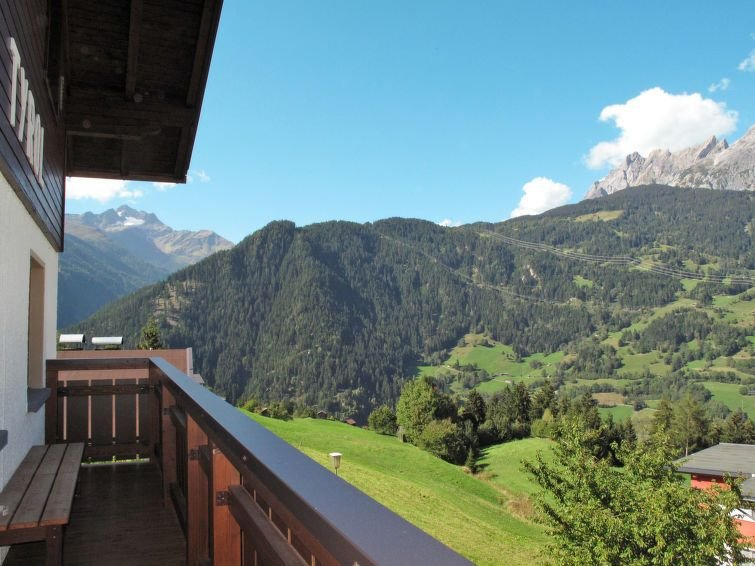 Ferienwohnung Tyrol (TDL125) in Tobadill - 5 Personen, 3 Schlafzimmer, aluguéis de temporada em Grins