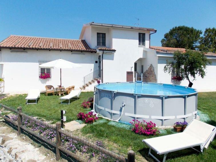 Ferienhaus Masseria Difesa Grande (MOB100) in Montenero di Bisaccia - 9 Personen, vacation rental in Petacciato