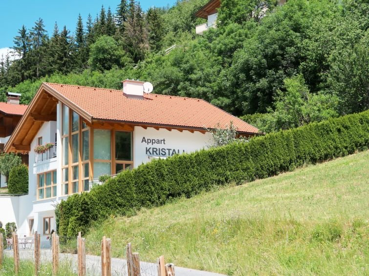 Apartment Haus Kristall  in Fendels, Oberinntal - 4 persons, 1 bedroom, alquiler de vacaciones en Fendels