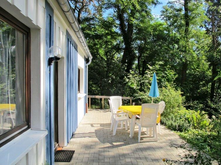 Ferienhaus Waldhaus (HIM101) in Himmelpfort - 3 Personen, 1 Schlafzimmer, Ferienwohnung in Himmelpfort