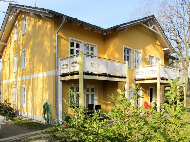 Ferienwohnung Lerche (ZTZ126) in Zinnowitz - 4 Personen, 1 Schlafzimmer, casa vacanza a Zinnowitz