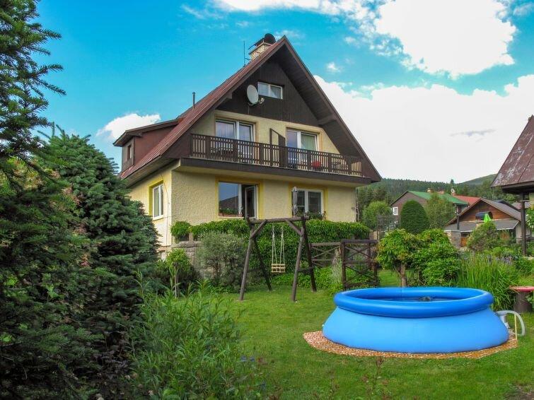 Ferienwohnung Novy Svet (HRA150) in Harrachov - 8 Personen, 3 Schlafzimmer, vacation rental in Krkonose National Park