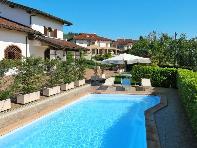 Ferienhaus Collina San Ponzio (BOO100) in Barolo - 6 Personen, 2 Schlafzimmer, vacation rental in Verduno