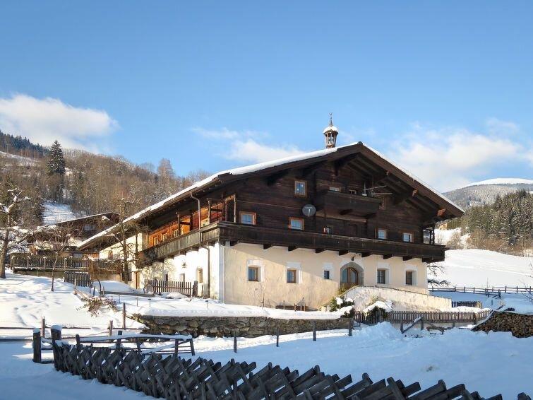 Ferienwohnung Bauernhof Gasteg (PID230) in Kaprun - 4 Personen, 2 Schlafzimmer, location de vacances à Piesendorf