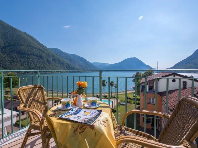 Apartment Villaggio Porto Letizia  in PORLEZZA (CO), Lake Lugano - 4 persons, 1, holiday rental in Porlezza
