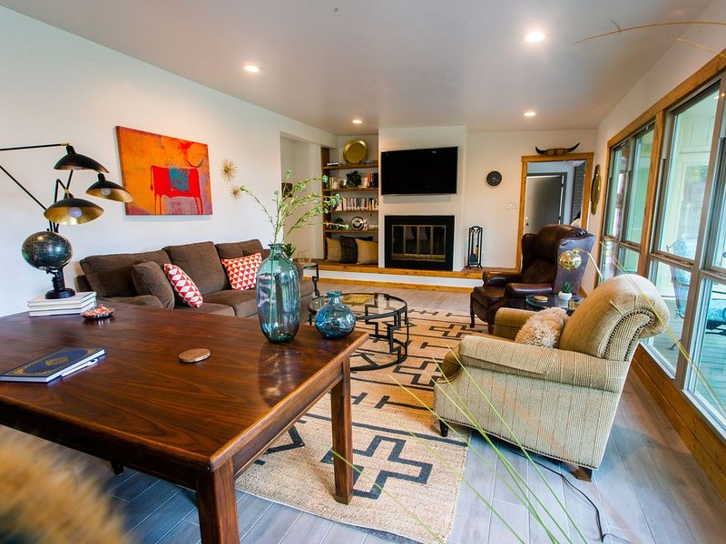 Fleetwood Mod by the Park, holiday rental in Amarillo