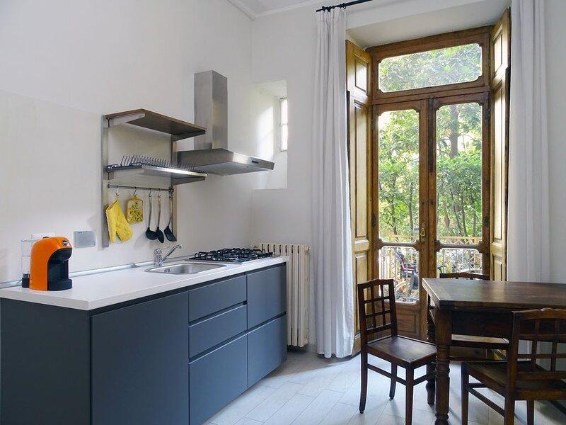 Appartamento Parco del Valentino e Centro città – semesterbostad i Turin