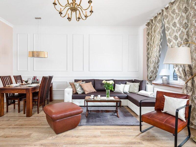 Comfort Studio Central A, casa vacanza a Bruessow
