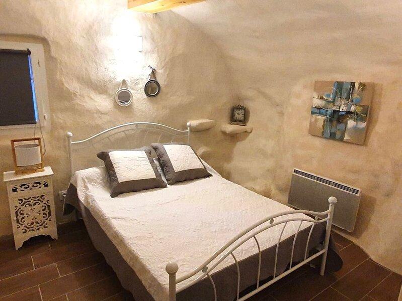 Ravissant appartement dans village typique de Balagne., location de vacances à Zilia
