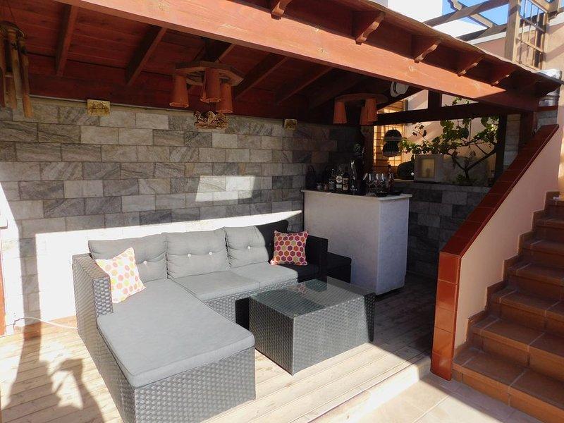 Bungalow Balcon del Jable Costa Calma, holiday rental in La Pared