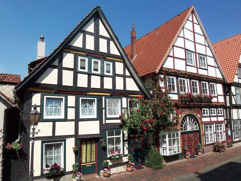 Ackerbürgerhaus Wisser, holiday rental in Heessen