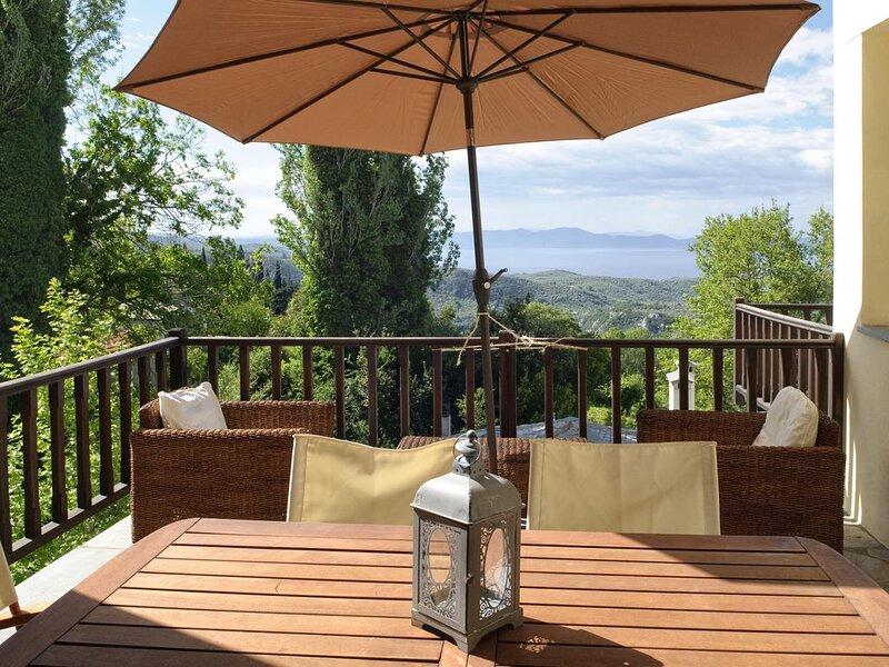 Centaur Suite Folois - Maisonettes in Milies Pelion, vacation rental in Milies