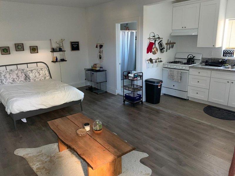 Beautiful Studio built 2019, location de vacances à Bell Canyon