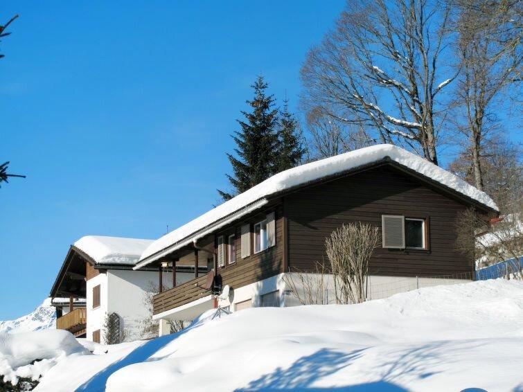 Ferienwohnung **** Grisch (LAA554) in Laax - 5 Personen, 3 Schlafzimmer, casa vacanza a Vals
