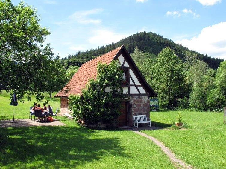 Ferienhaus Backhäusle (APB100) in Alpirsbach - 4 Personen, 1 Schlafzimmer, vacation rental in Alpirsbach