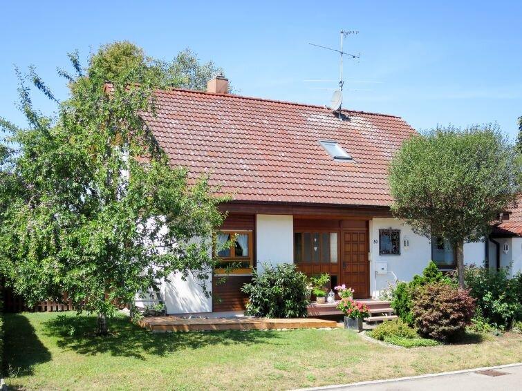 Ferienwohnung Land in Sicht (ZFS100) in Mengen - 4 Personen, 1 Schlafzimmer, location de vacances à Bad Saulgau