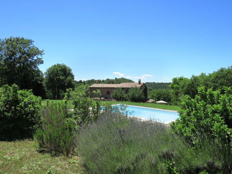 Ferienhaus Casale Vitello (BOL260) in Lago di Bolsena - 16 Personen, 6 Schlafzim, holiday rental in Proceno