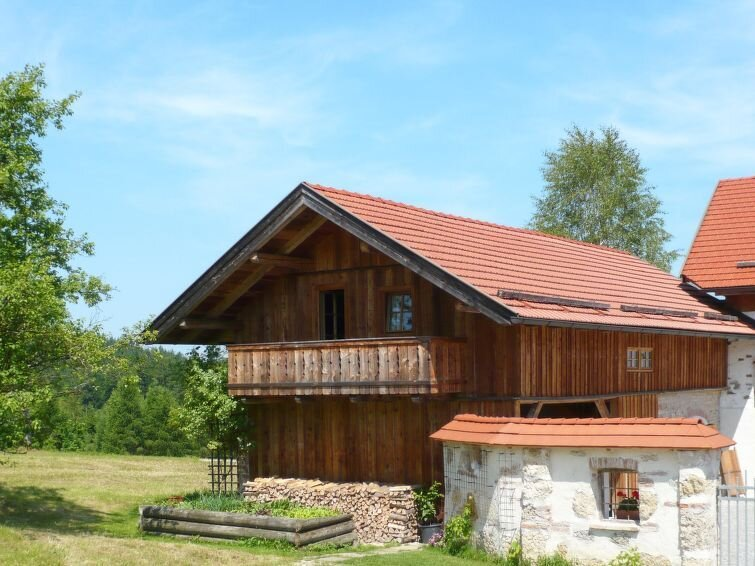 Ferienhaus Lehner im Wald (RZM100) in Rutzenmoos - 8 Personen, 3 Schlafzimmer, Ferienwohnung in Attersee
