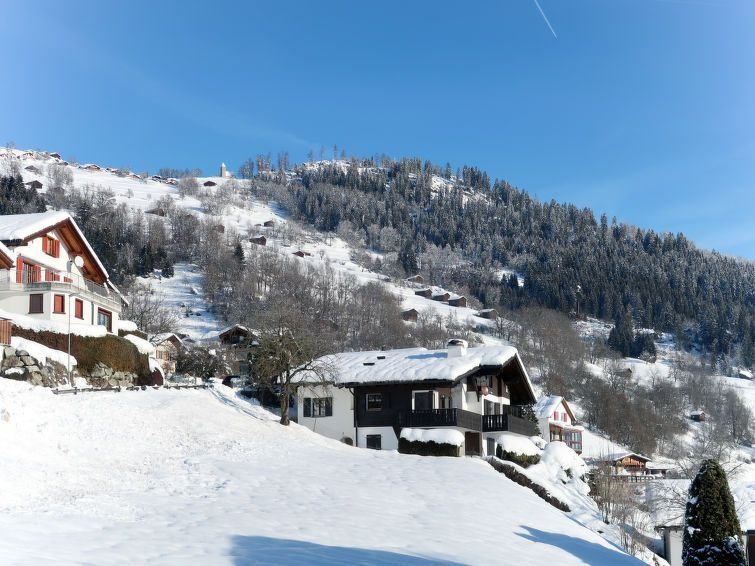 Apartment Muotta Sulegl  in Schluein, Grisons - 6 persons, 2 bedrooms, holiday rental in Surcuolm