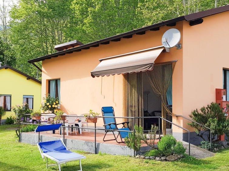 Ferienhaus Case La Torre - Albicocca (SRC115) in Sorico Albonico - 4 Personen, 2, vacation rental in Dascio