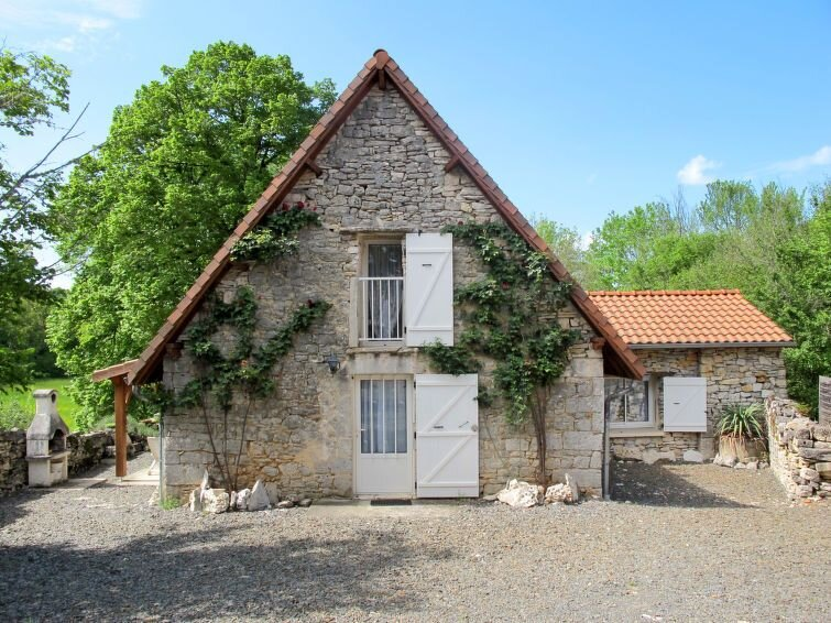 Vacation home in Ajat, Périgord - 5 persons, 2 bedrooms, casa vacanza a Granges d'Ans