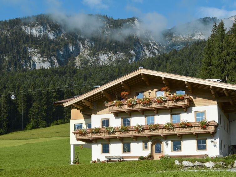 Apartment Ferienwohnung Nachbarbauer  in Lofer, Salzburg and surroundings - 8 p, vacation rental in Lofer