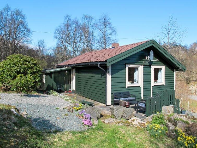 Ferienhaus Grønnehytta (FJH606) in Reksteren - 6 Personen, 2 Schlafzimmer, holiday rental in Stord Municipality