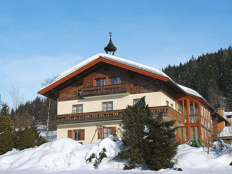 Ferienwohnung Klaushof (BHF121) in Bischofshofen - 4 Personen, 1 Schlafzimmer, vakantiewoning in St Johann im Pongau