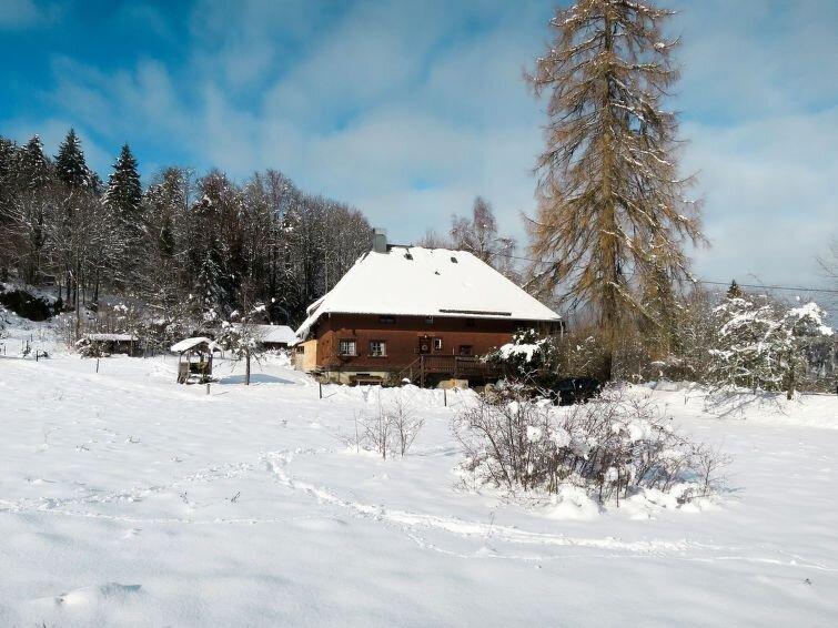 Ferienhaus Bistenhof (HZT170) in Hinterzarten - 6 Personen, 3 Schlafzimmer, aluguéis de temporada em Kirchzarten