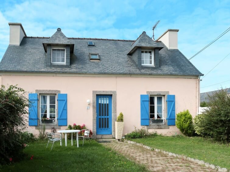 Ferienhaus Les Bleuets (CMS101) in Camaret sur Mer - 6 Personen, 3 Schlafzimmer, alquiler de vacaciones en Camaret-sur-Mer