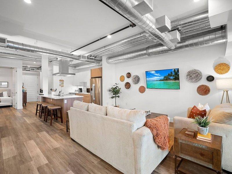 RiNo Art Lofts - Modern Design, vacation rental in Denver