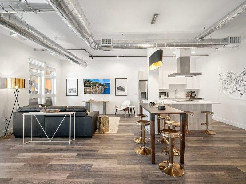 RiNo Art Lofts- Skyline Views!, vacation rental in Denver